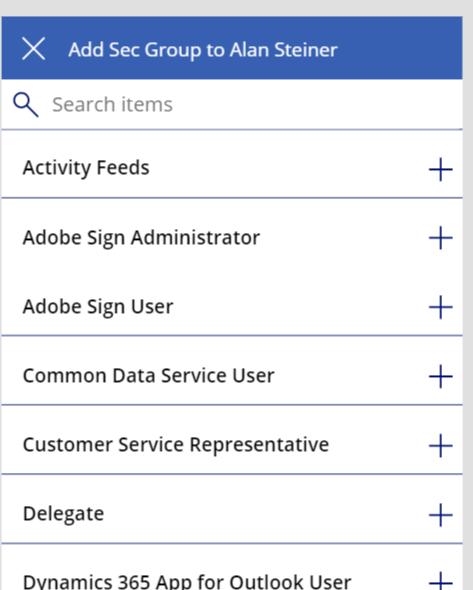 User Admin PowerApp (Part 3) – LinkeD365